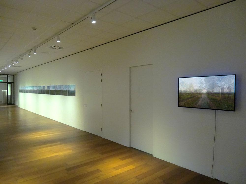 Slowscape#1 -WTC Art Gallery - © Frans Verschoor